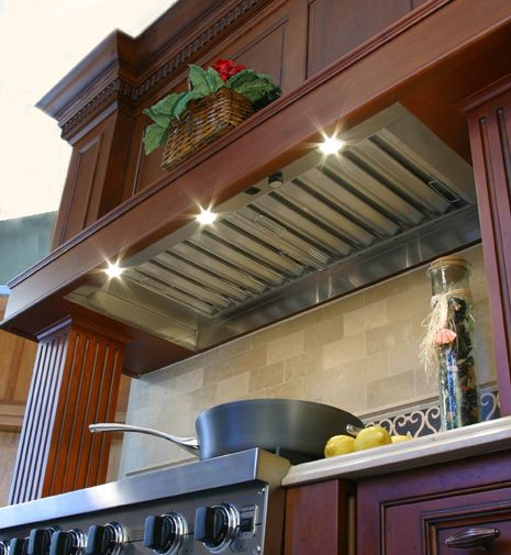 vent hood liner - Google Search: custom built into cabinets   Mid ...