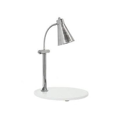 Buffet Enhancements Flex Single Stainless Steel Lamp Oval Carving Station Base Finish: