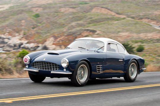 Ferrari 250 Gt Zagato Ferrari Classic Sports Cars Dream Cars