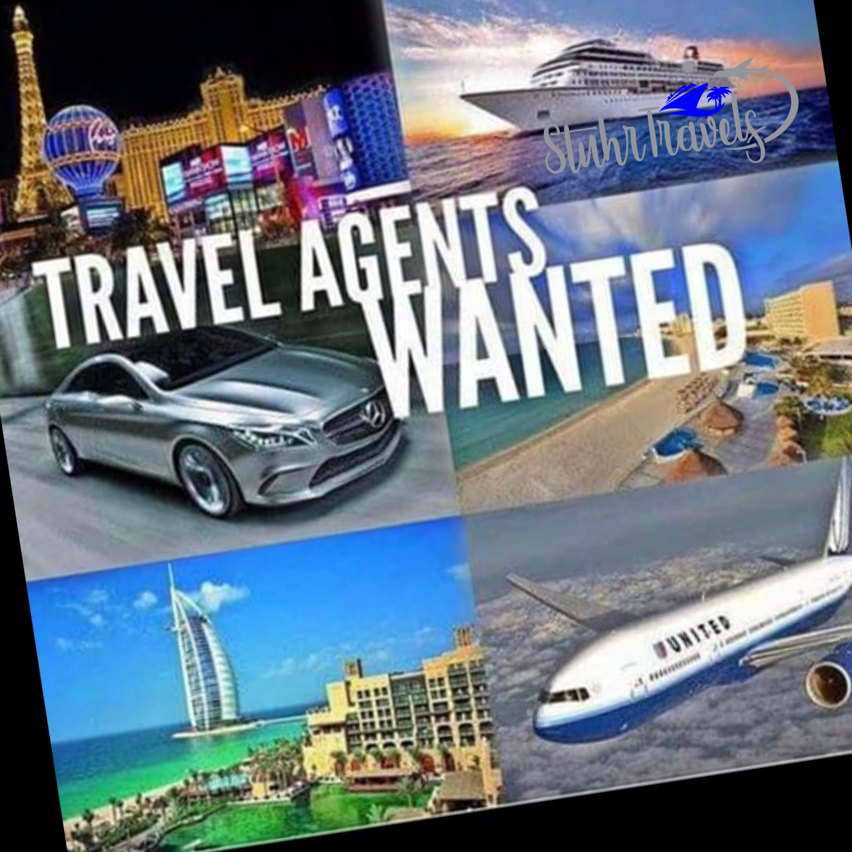 Home Based Travel Agents Needed...... *No cost for
