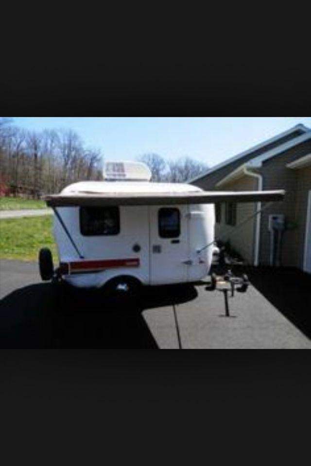 U haul travel trailer   U-Haul Travel Trailer   Fiberglass camper