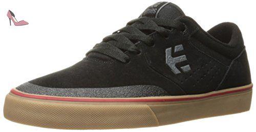 Skate Vulc Shoes Blackgumgrey Etnies Marana 68PdPw