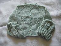 Cozy's Corner: Little Owl Sweater Set Pattern
