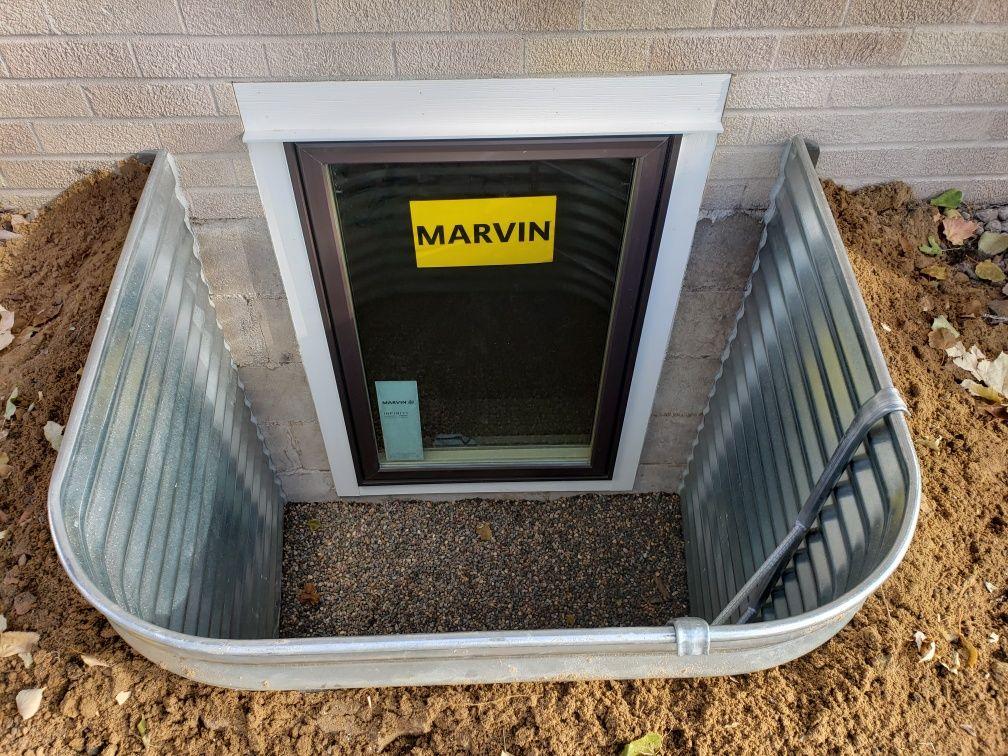 Check out this great looking Marvin Elevate casement