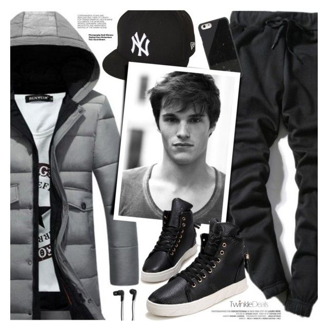 """""""Boys,Boys"""" by pokadoll ❤ liked on Polyvore featuring New Era, Native Union, DUO, Bang & Olufsen, Hedi Slimane, men's fashion, menswear, polyvoreeditorial and polyvoreset"""