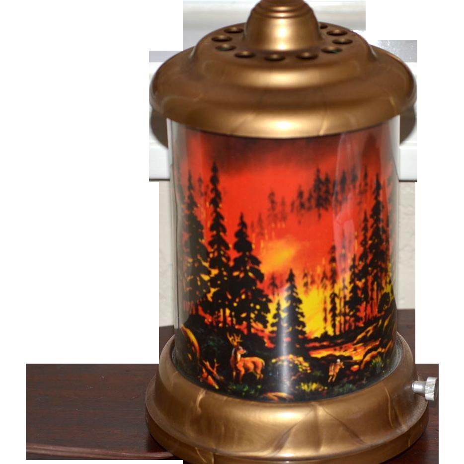 Roto Vue Motion Lamp Motion Lights Lamp Vintage Lamps