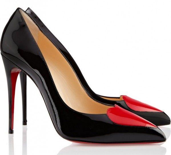 c2dec12164 Cora Heart Christian Louboutin. Cora Heart Christian Louboutin Christian  Shoes, Christian Louboutin Heels ...