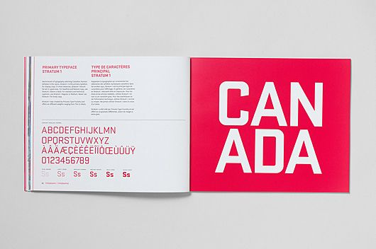 Canadian Olympic Team Rebrand by Ben Hulse