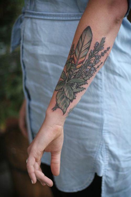 Tatuajes de pluma que te harán dejar de odiar este diseño Body art - tatuajes de plumas