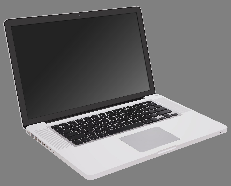 Macbook Png Image Macbook Mobile Computing Laptop