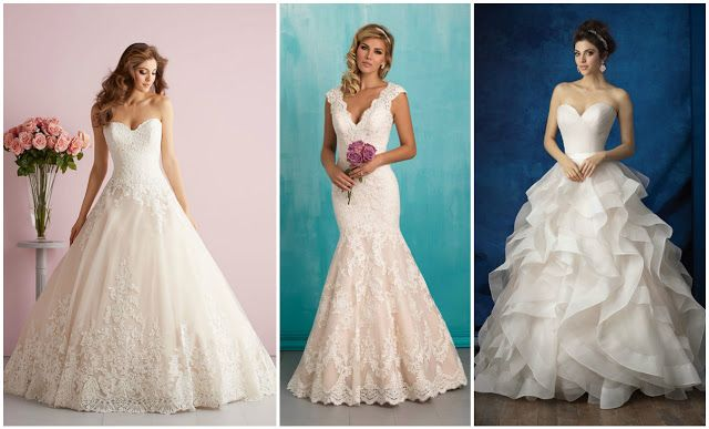 Tips For A Successful Wedding Dress Shopping Appointment | Bride ...