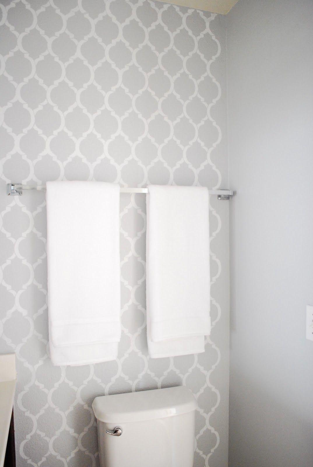 Diy Bathroom Makeover Bathroom Wallpaper Small Bathroom