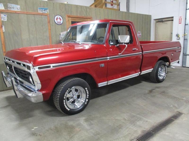 1974 Ford Ranger Xlt Pickup For Sale Ham Lake Mn Oldcaronline