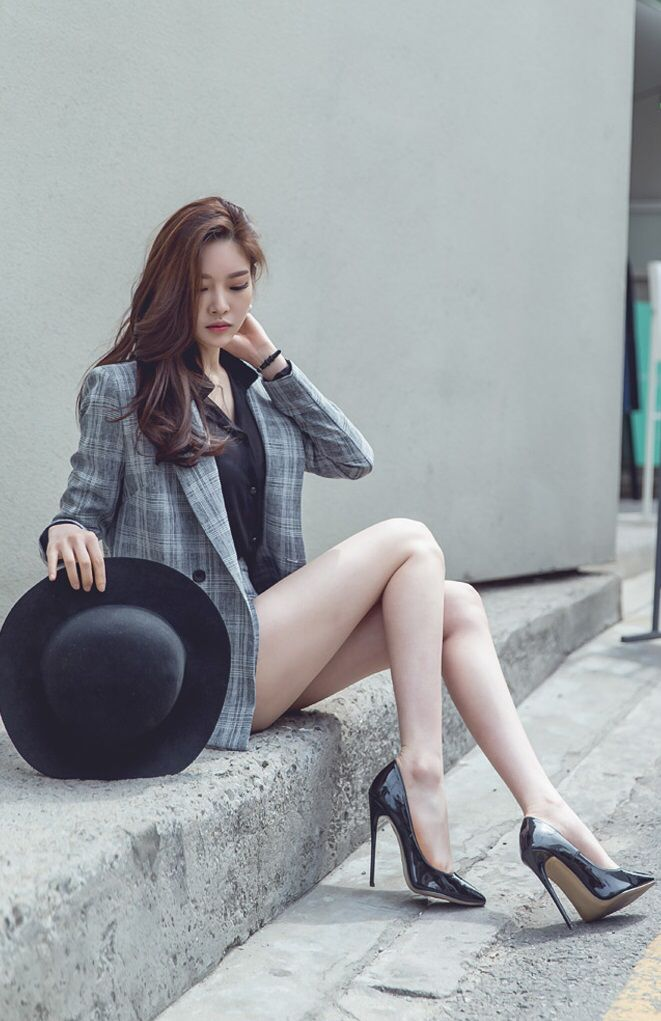 Jung Yun Sexy 1 Pinterest Asian Legs And Beautiful Legs