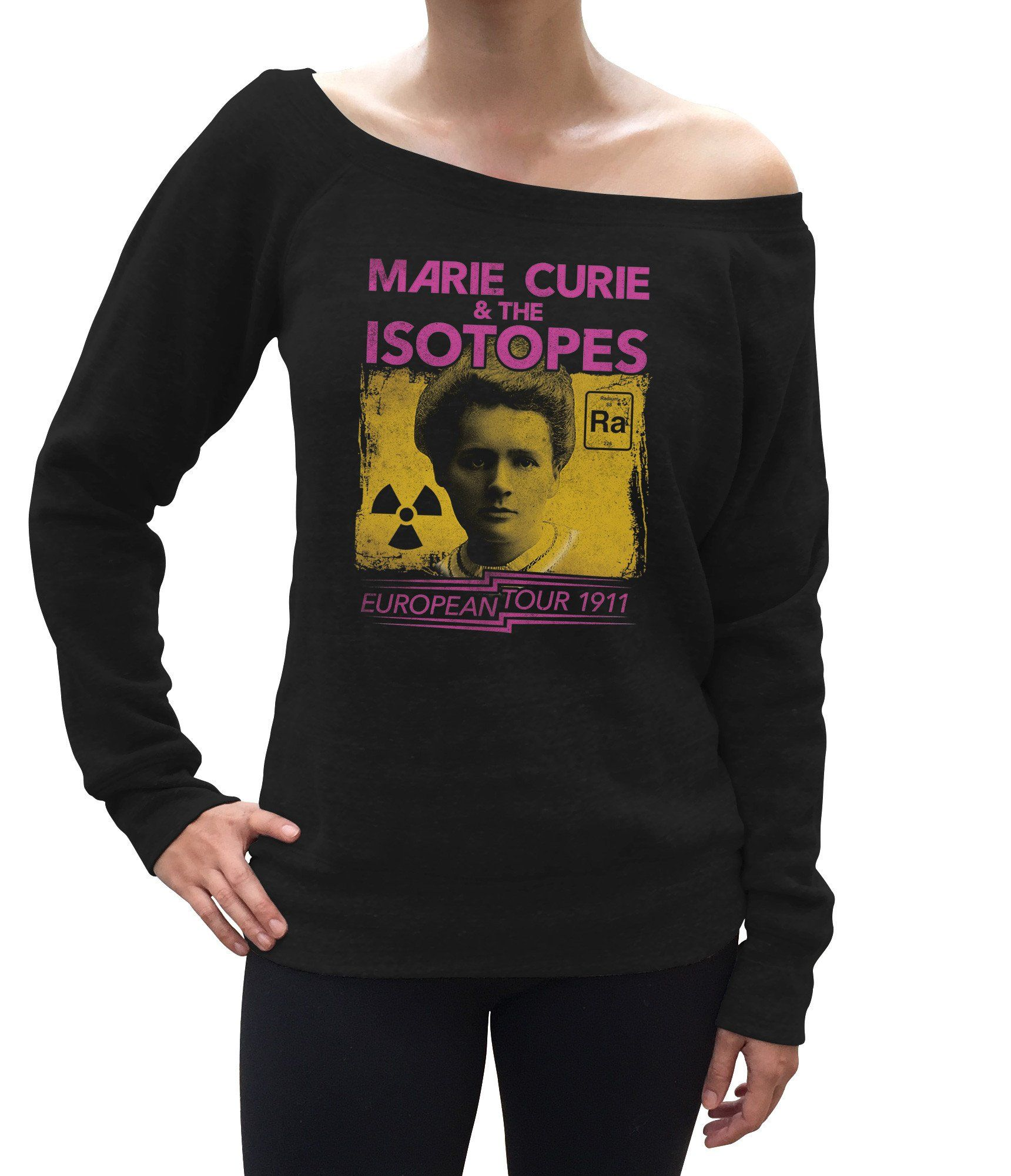 f82b800d We've re-imagined legendary female scientist Marie Curie as a science rock  star, backed by her band The Isotopes! Celebrate women in science with this  ...