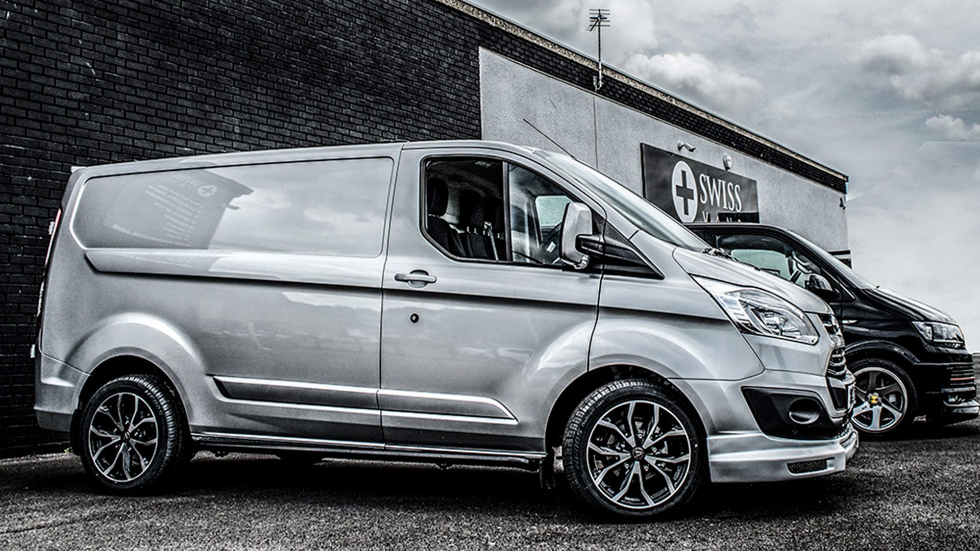 Vans For Sale Van Leasing Van Contract Hire Swiss Vans Ford