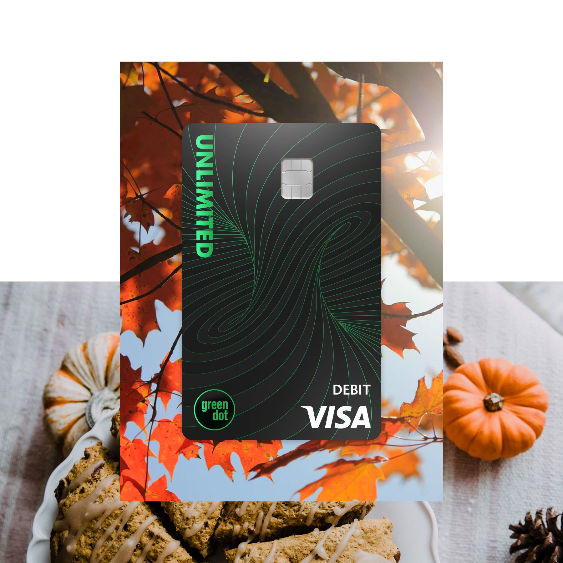 Fall into good habits when you use the unlimited cash back