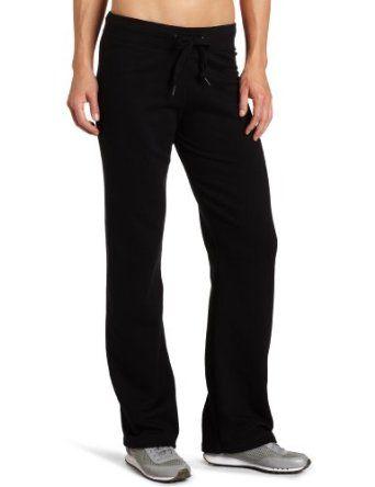 b04d8f56e48e Champion Womens Eco Fleece Open Bottom Pant...look so comfy. Yes please