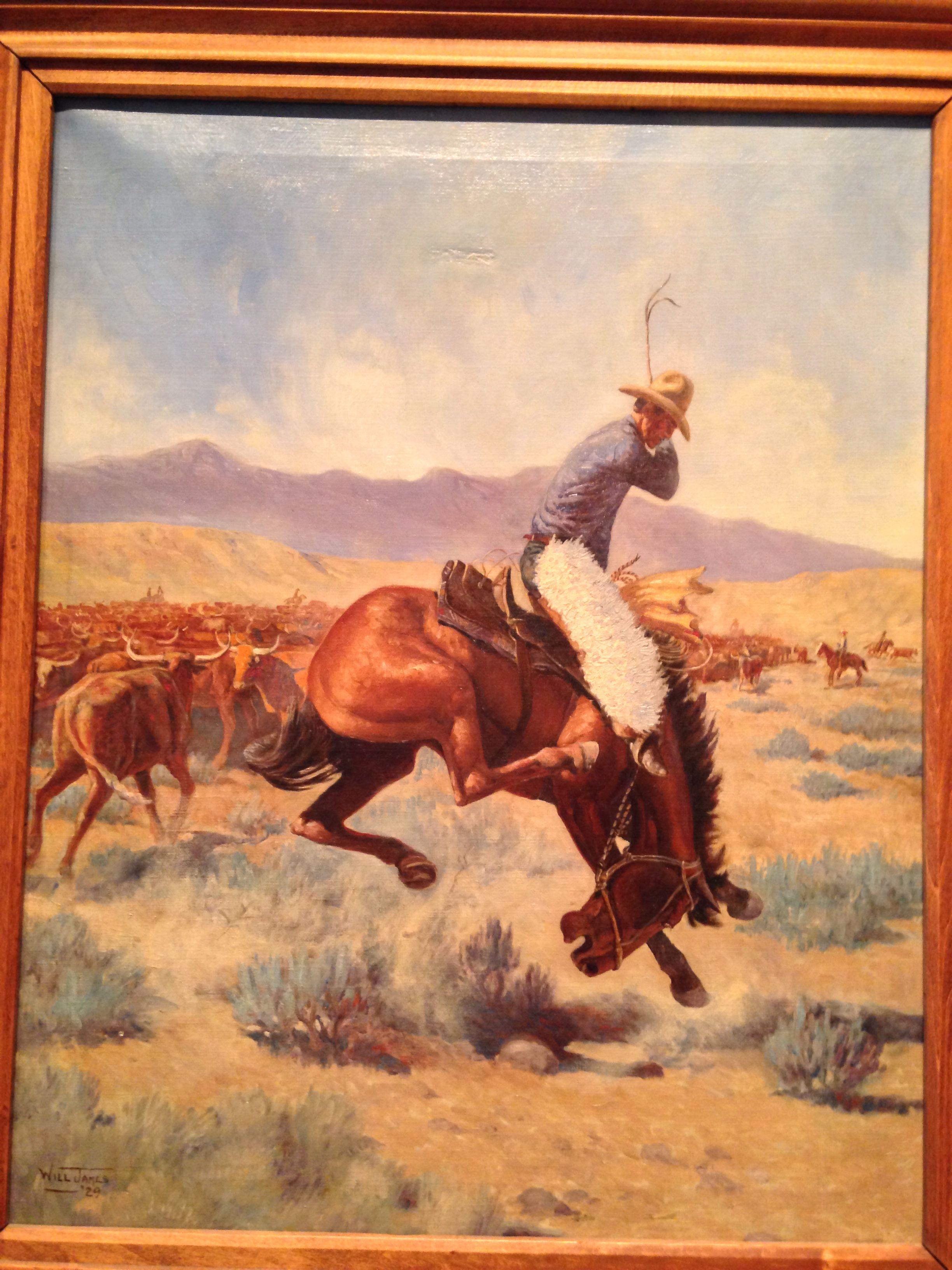 Will James - Montana Artist /Cowboy