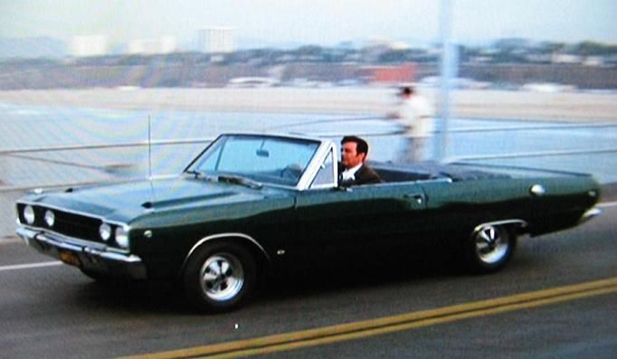 Mannix Tv Series Dodge Dart Gts Cars Movie Tv Cars Dodge Dart