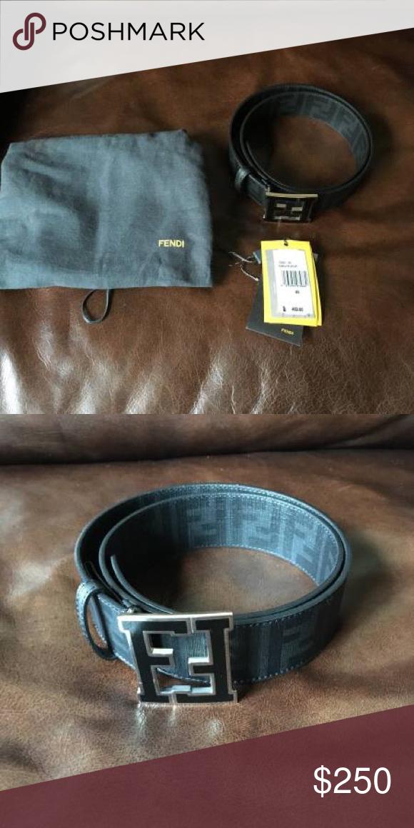 0dc0dd08651f ... low price fendi belt authentic fendi belt sz.34 it can fit a person that