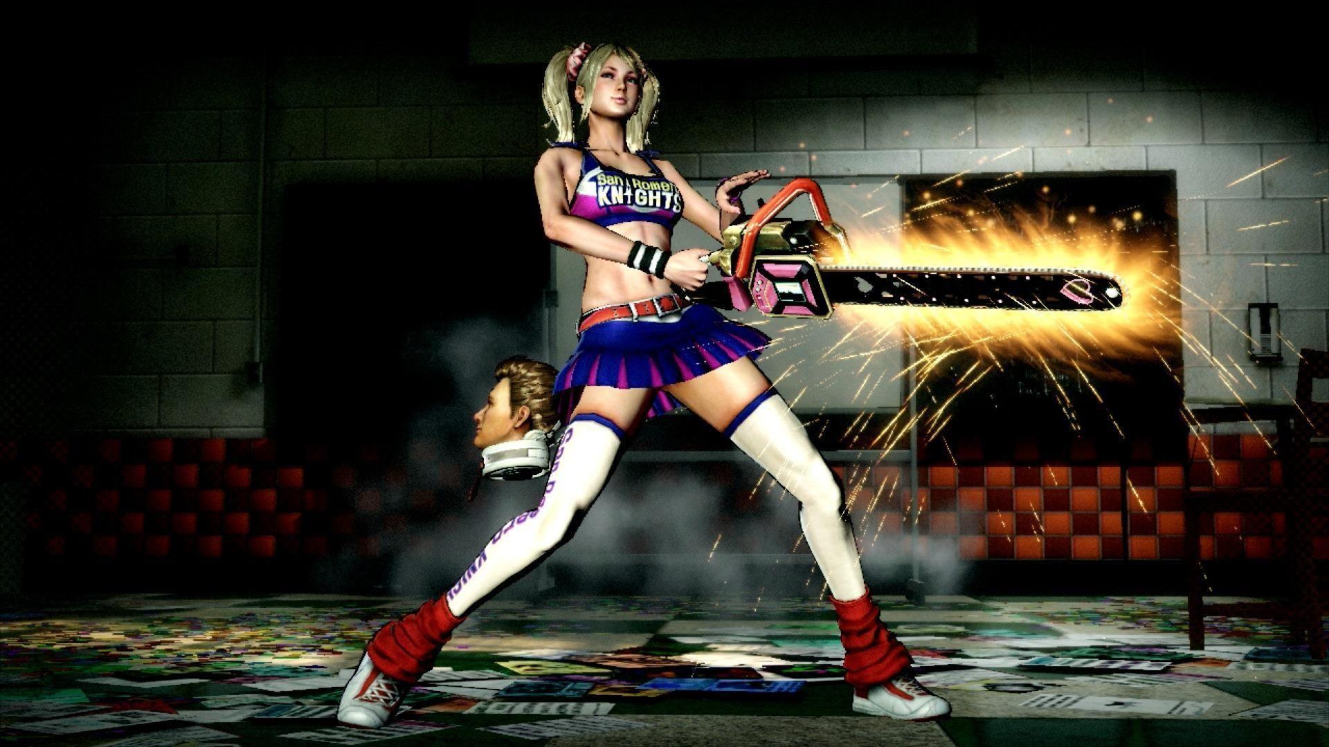 Juliet Chainsaw  #Chainsaw #Games #gaming #Juliet #Pc #wallpaper #desktopwallpaper #hdwallpaper #gaming #games