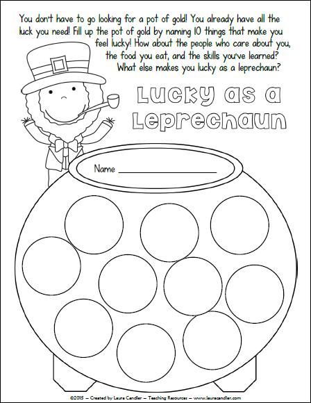 Are You as Lucky as a Leprechaun?
