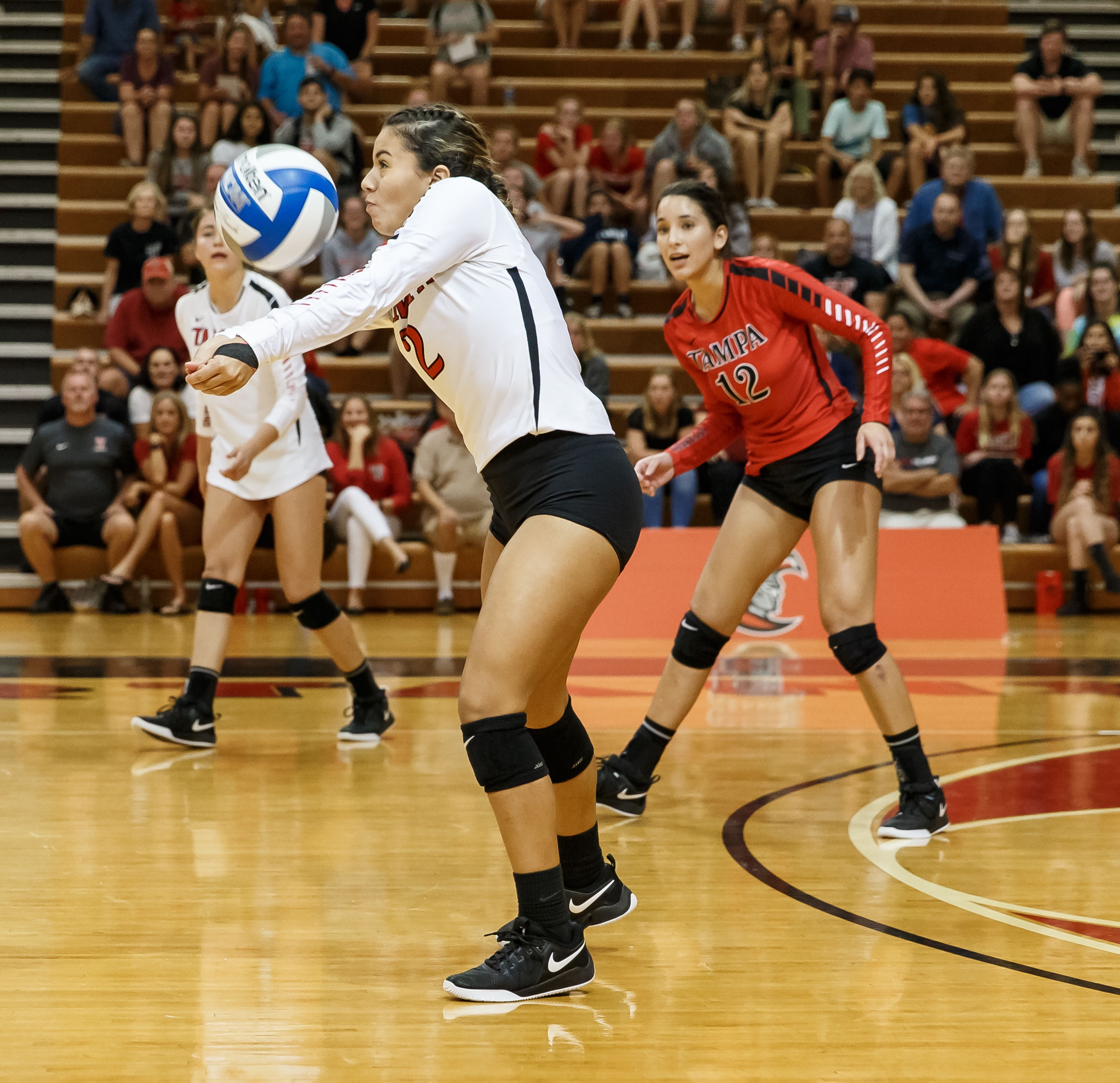 University Of Tampa Spartans Division Ii Athletics Women S Volleyball Women Volleyball Athlete University Of Tampa