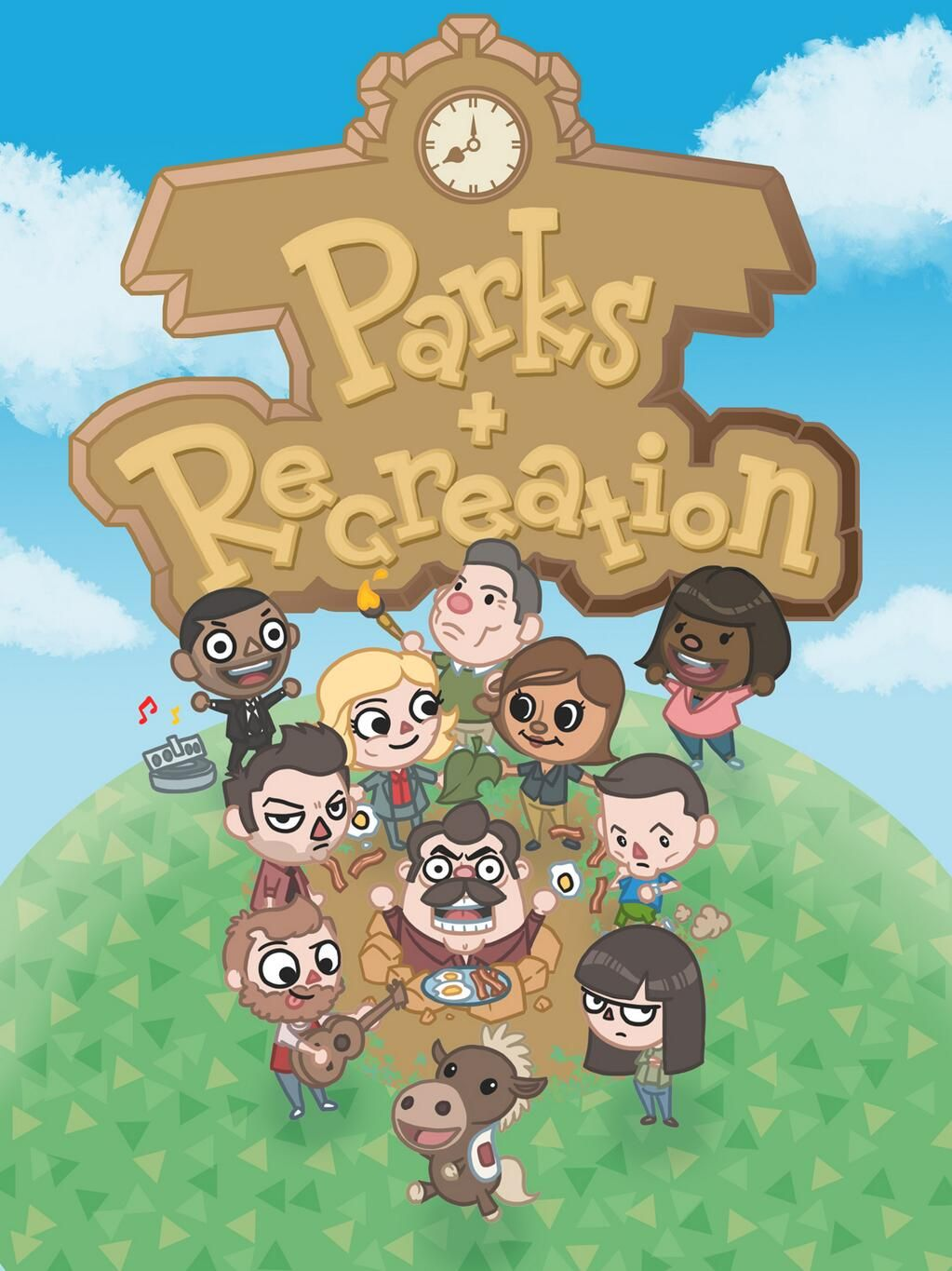 Animal Crossing: Parks and Recreation
