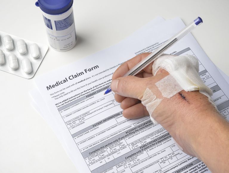 Adverse Selection Adverse selection - medical claim form