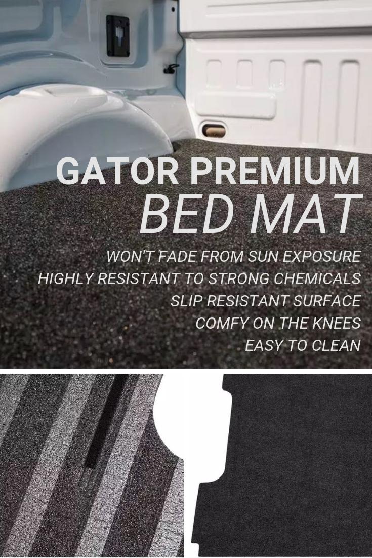 Gator Premium Bed Mat Bed mats, Truck bed mat, Bed liner