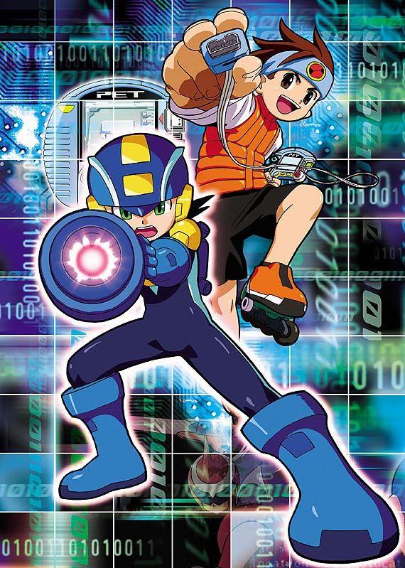 Megaman NT Warrior Axess Episode 1 English Dubbed