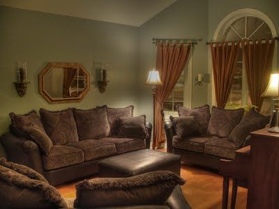 If I Only Had Money Brown Sofa Living Room Brown Living Room Decor Living Room Colors