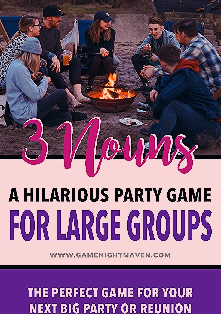 Photo of Party Games Group