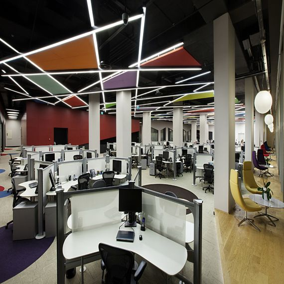 Image Result For Open Ceiling Office Ideas