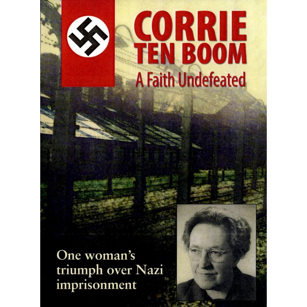 Corrie ten Boom: A Faith Undefeated (dvd_video)