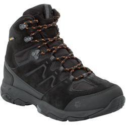 Photo of Jack Wolfskin Waterproof Men Hiking Shoes Mountain Attack 6 Texapore Mid Men 44 Black Jack Wo