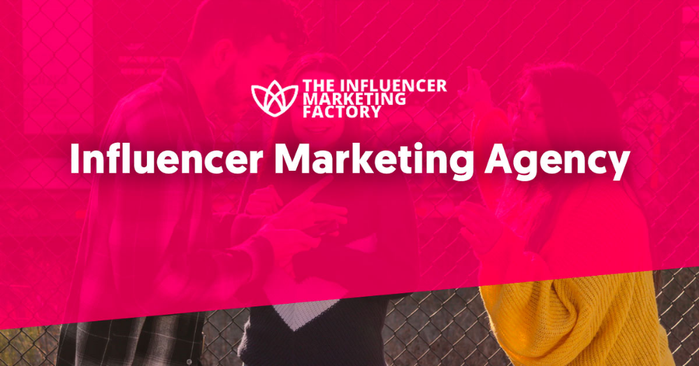 Influencer Marketing Involves A Brand Collaborating With An Online Influencer To Market One Of Its Produc Influencer Marketing Marketing Agency Marketing Words
