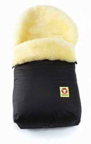 603446675 NEW Universal Sheepskin Baby Bunting Footmuff Stroller Sleeping Bag ...