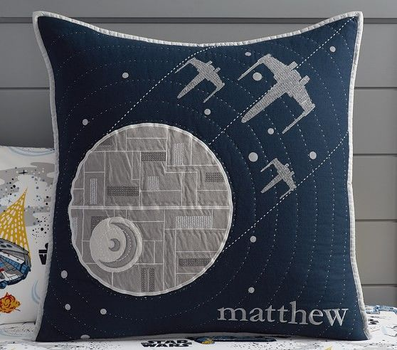 Star Wars Millennium Falcon Quilt Pottery Barn Kids