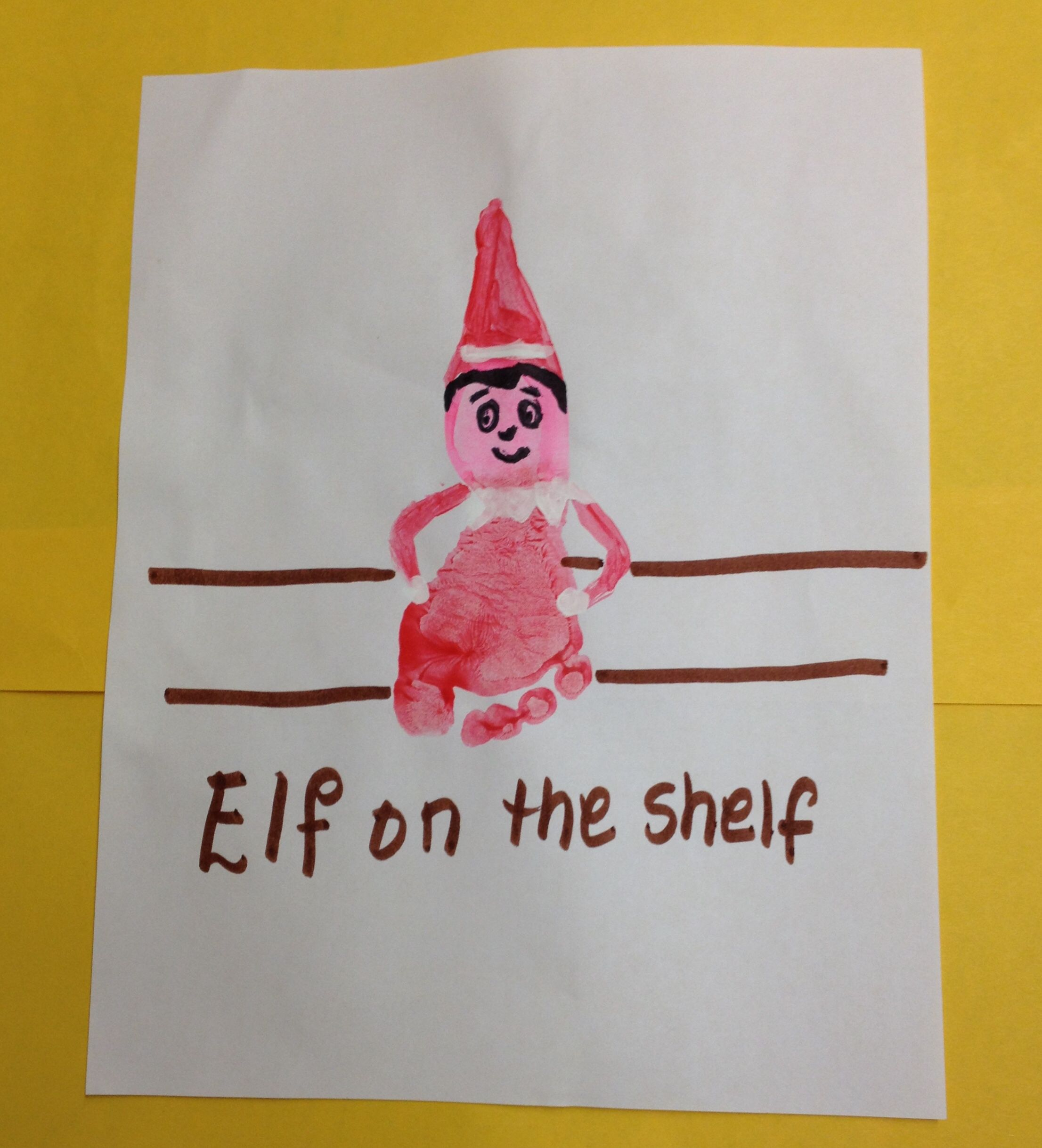 This Is Such An Easy And Fun Craft To Do We Love Hiding The Elves