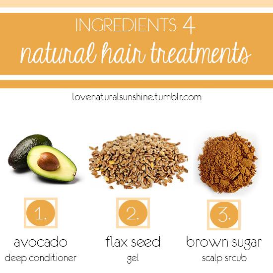 Ingredients 11 Natural Hair Treatment | Natural Hair- Anti creamy ...