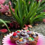 Mini Spring Bean, Bunny, & Rose Cupcakes Recipe — MomStart
