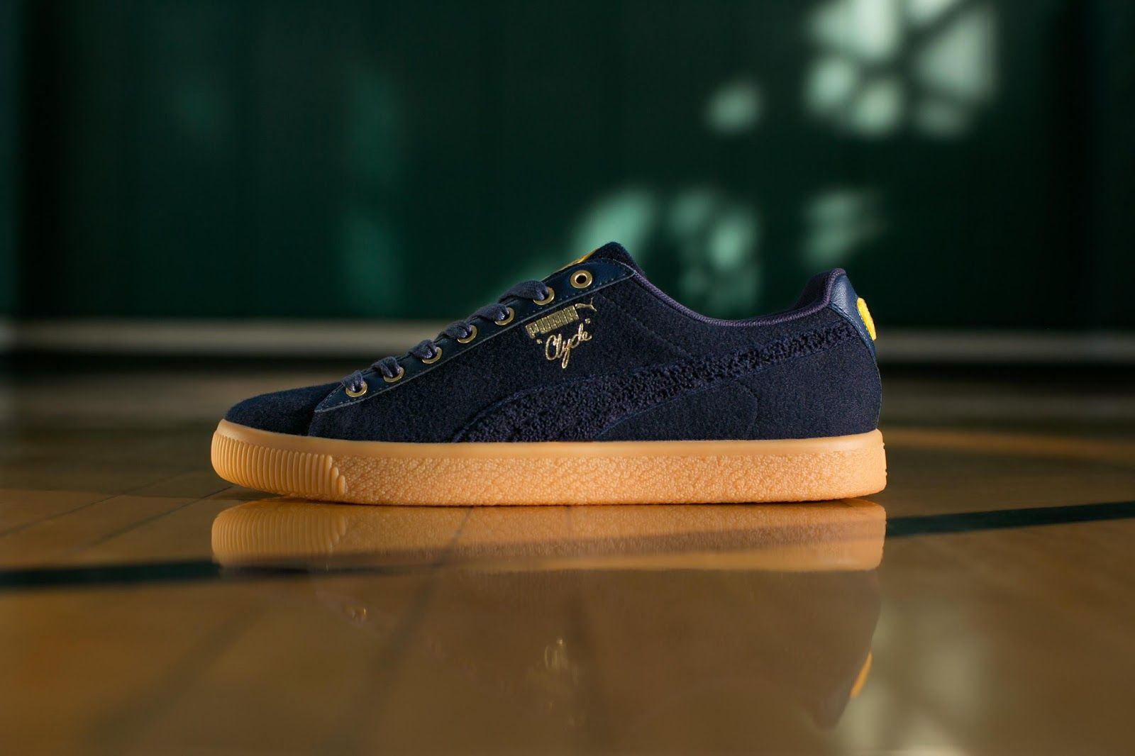 01955562f5dbd3 ... Legacy Collection  PUMA has unveiled two capsule collections inspired  by the David T. Howard School in Atlanta  PUMA Clyde ...