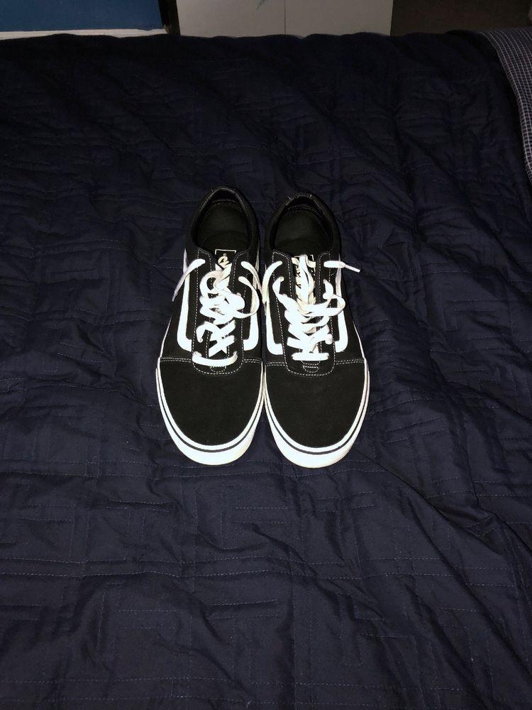 1023d7f5623 VANS - Old Skool Pro - Black   White - VN000ZD4Y28  65  fashion  clothing