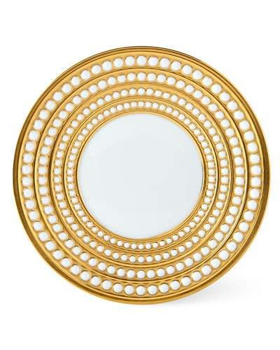 Lobjet perlee saucer gold top designers gold and free shipping