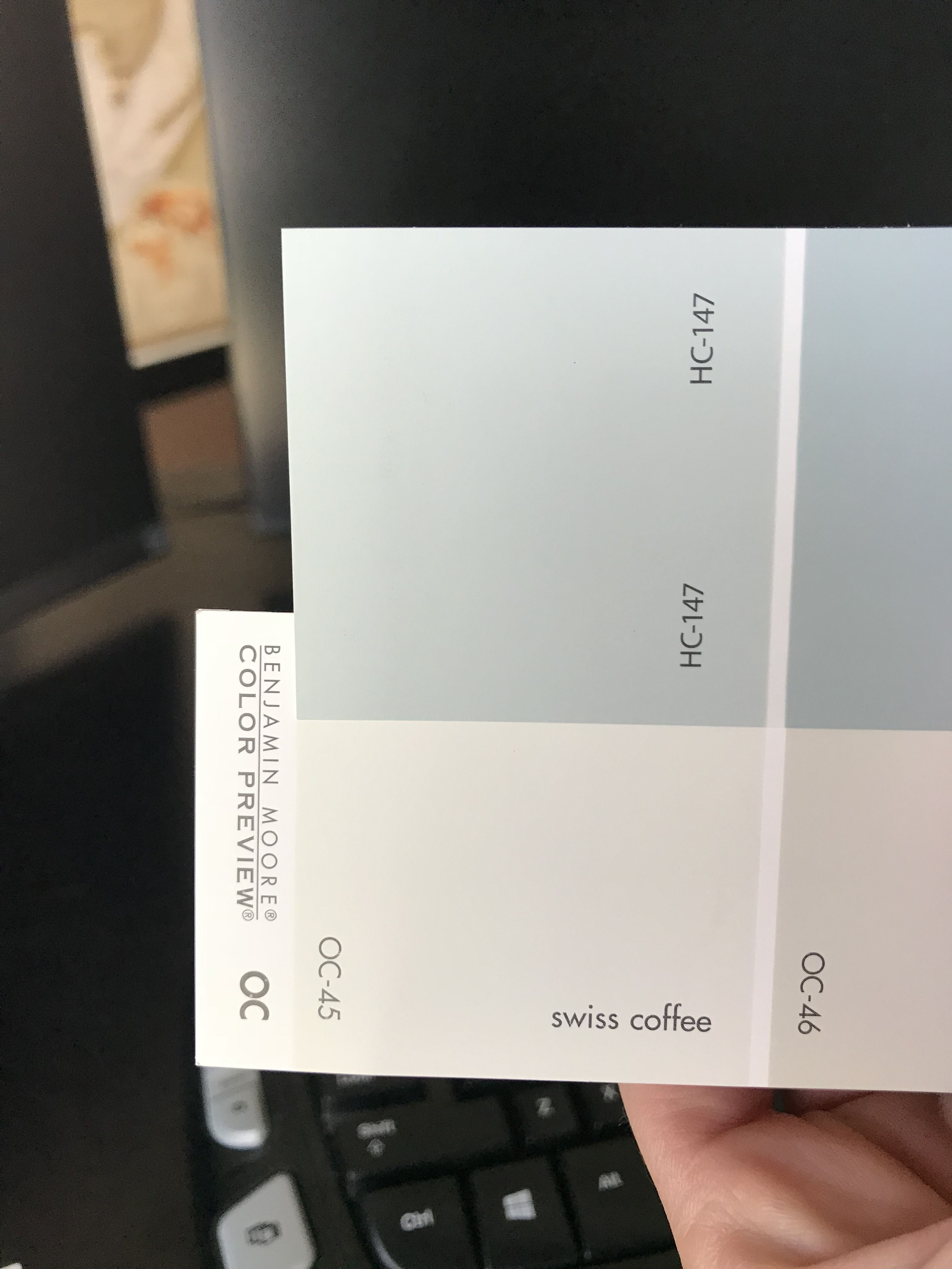 43+ What is swiss coffee paint color trends