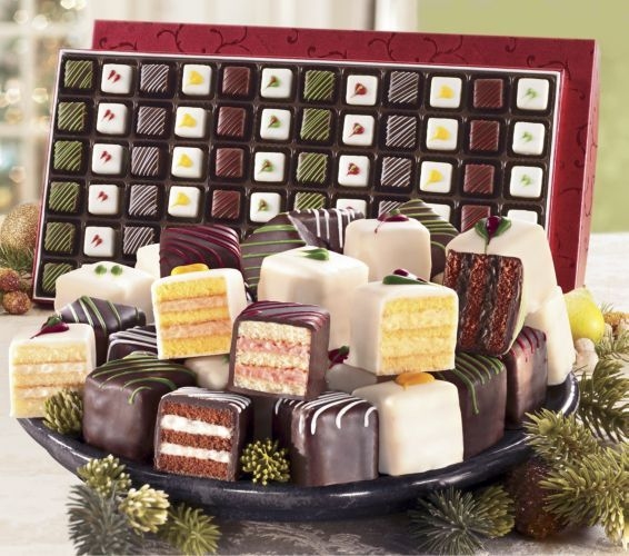 Christmas Petits Fours from The Swiss Colony®: Every Petit ...
