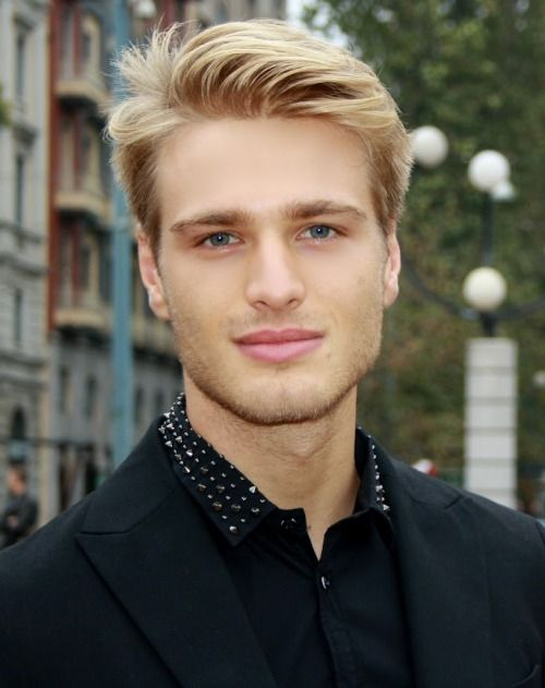 Pin By Jf On Men 53 Blonde Guys Going Blonde How To Look Handsome