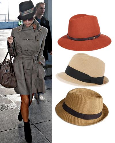 1009ab670 MODA LISTA: Sombreros para diferentes tipos de rostros | Sombreros ...